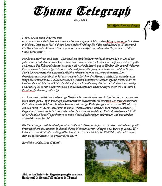 Thuma Telegraph