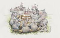 Rettet die Elefanten Afrikas e.V. feiert 25-jähriges Jubiläum