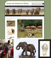 Jetzt Weihnachtsgeschenke sichern im Elefanten-Shop
