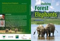 Neues Buch für Elefanten-Forscher mit Hilfe von REA erschienen