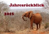 Jahresrückblick für die Elefanten 2015