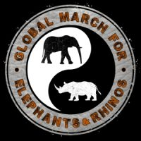 REAeV unterstützt die Global Marches for Elephants and Rhinos