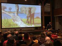 Vortrag über Simbabwe voller Erfolg für die Elefanten.