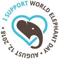 Der 12. August 2018 ist Welt-Elefanten-Tag