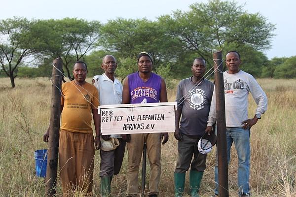 Peace for Conservation hilft bei der Reduktion des Mensch-Tier-Konflikts